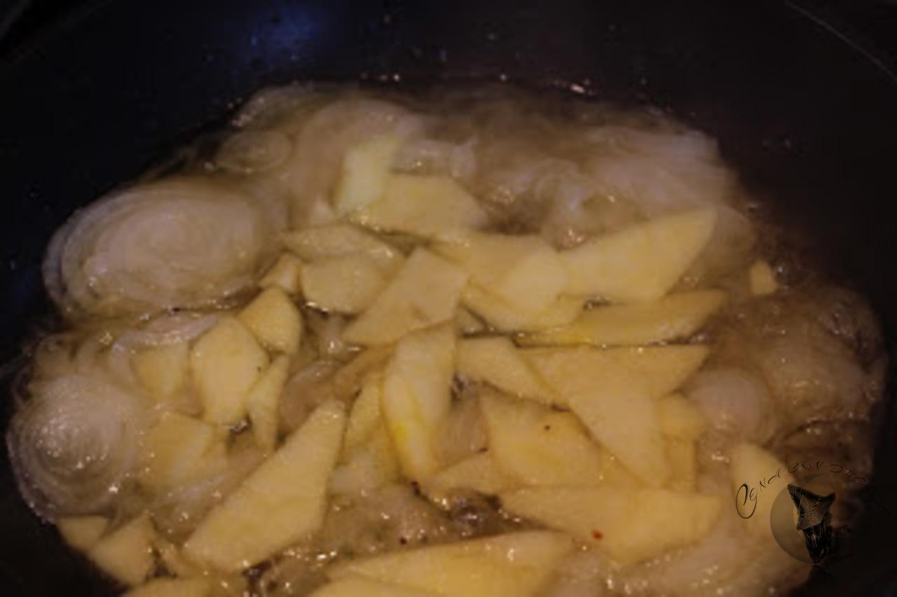 empanada de pate