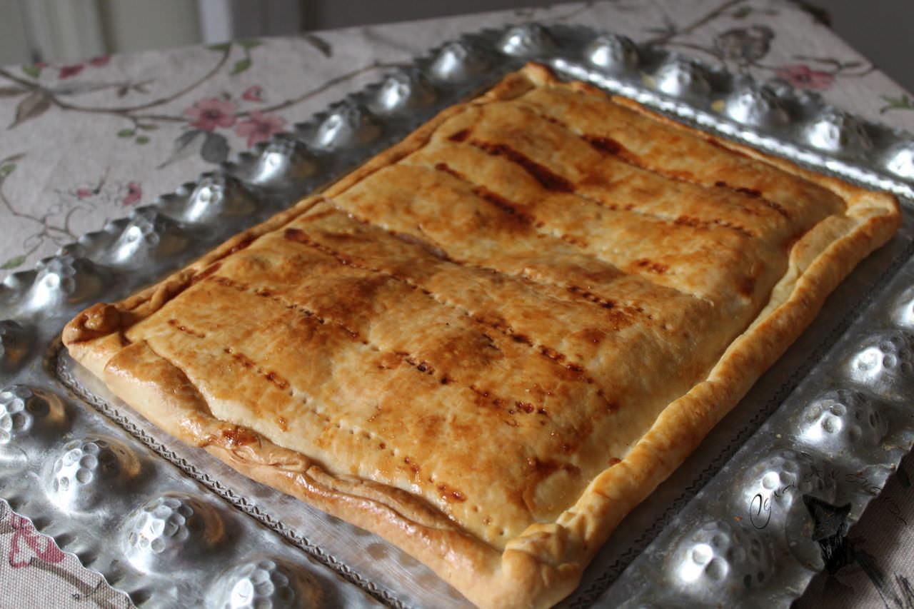 Empanada de Pollo y Manzana al Curry