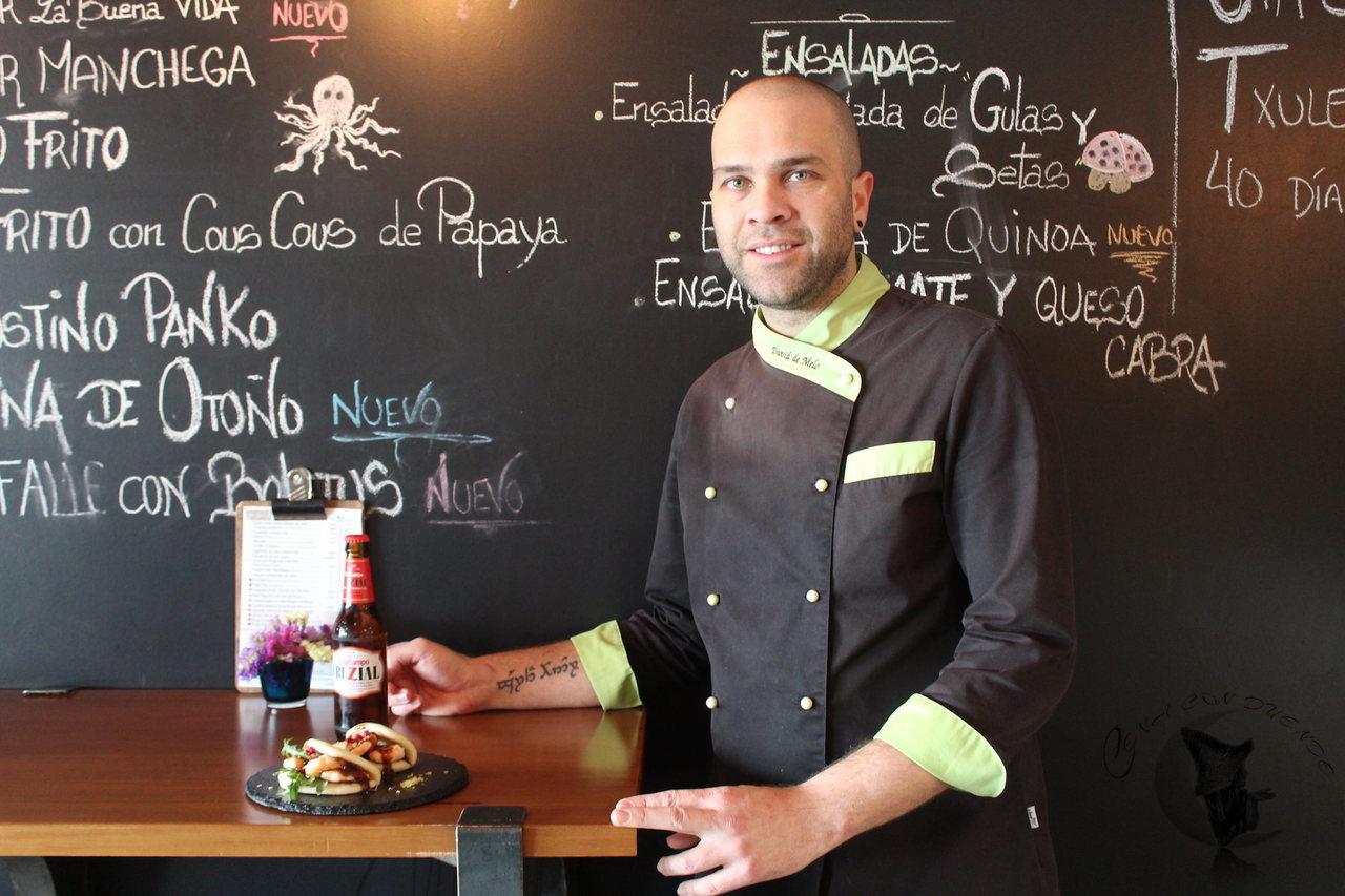 Cruzcampo Cruzial a través del Chef David de Melo, en La Buena Vida del Sur