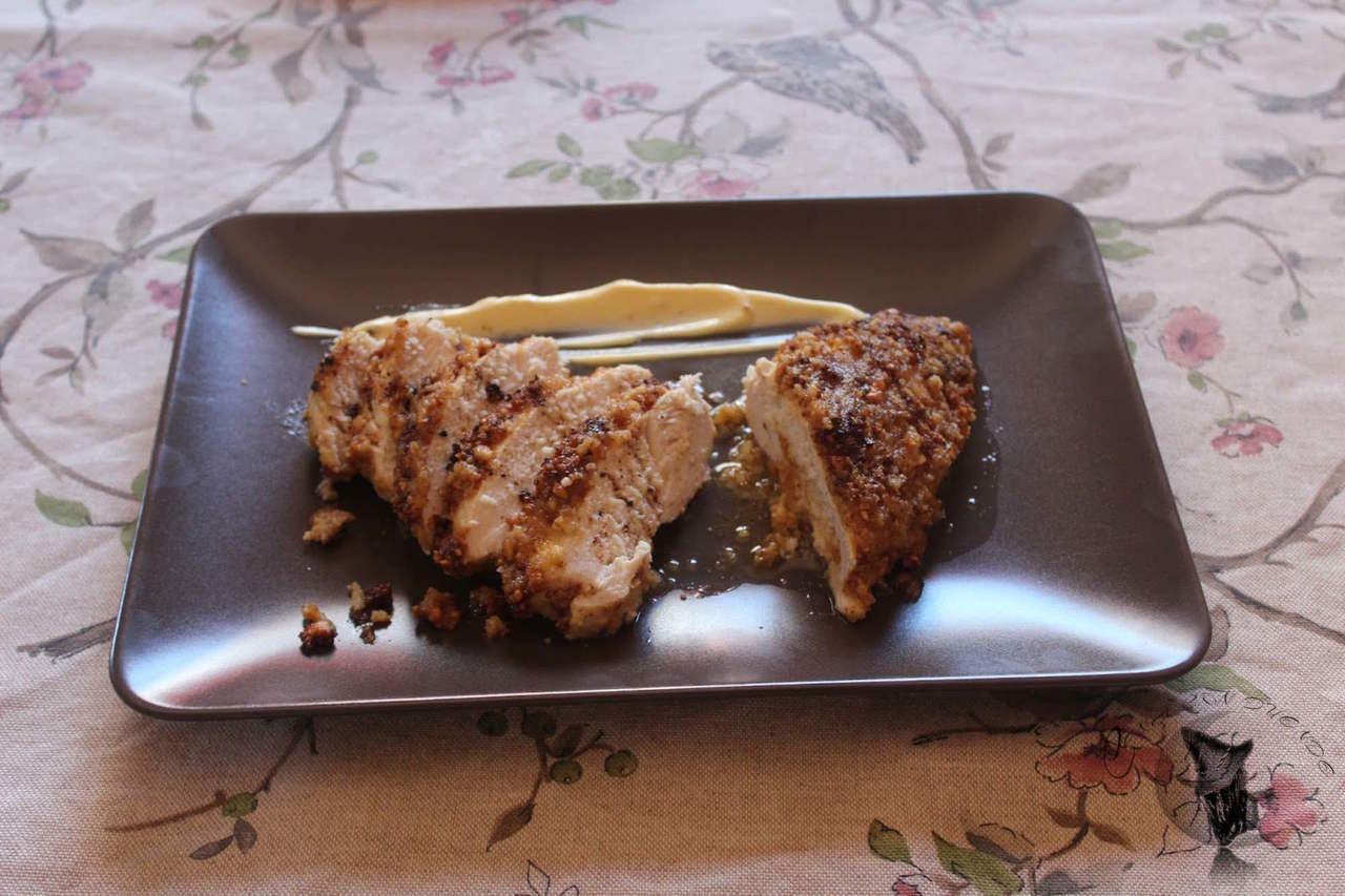 Receta de Pollo Envuelto en Tocino - Recetas de cocina