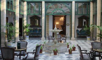 Hotel Duque de Medinaceli, Restaurante Reina Isabel.