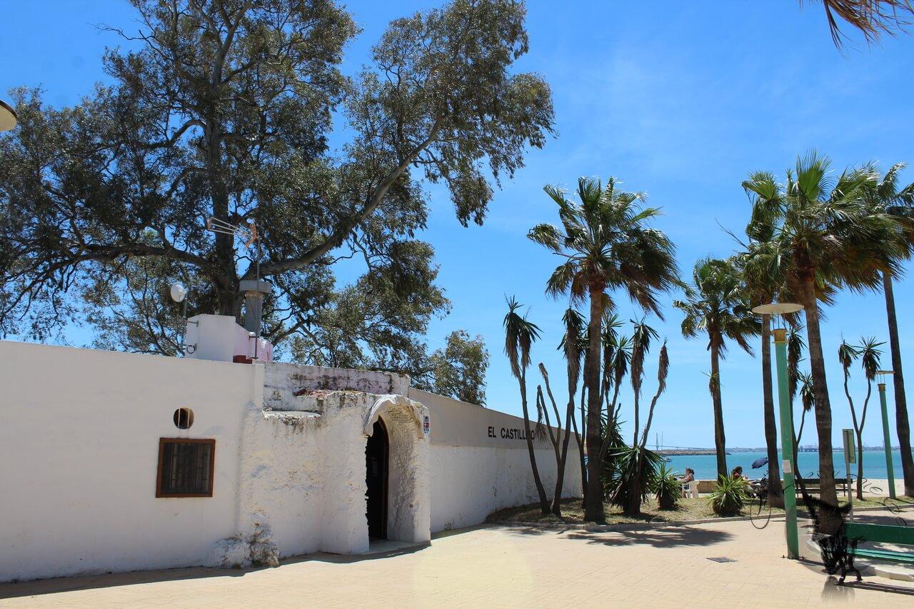 El Castillito, en El Puerto de Santa María.