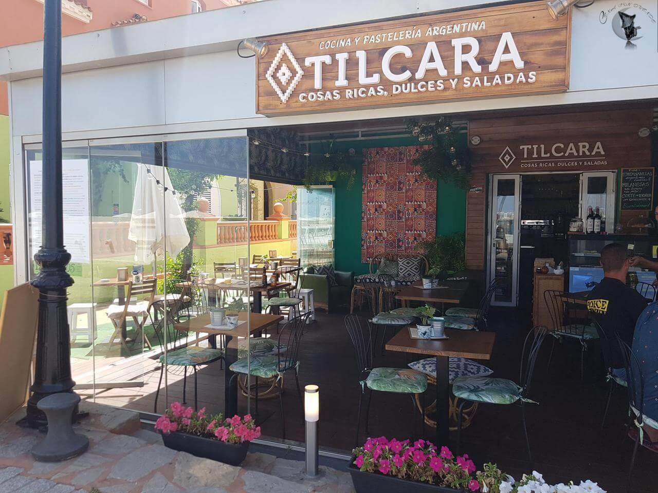 Tilcara, un rincón argentino en Puerto Sherry.
